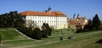 zahrada valtického zámku