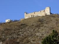 Pálava Dívčí hrad