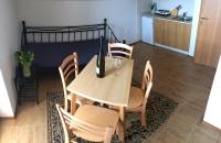 kuchyňka apartmánu Pálava
