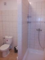 apartmán B5 sprchový kout