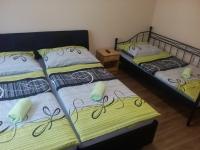 5-lůžkový apartmán B5 , dva pokoje (3+2)