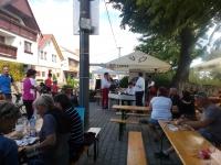 Otevřené sklepy Strachotín 2017 posezení