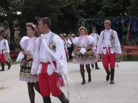 krojované hody jižní Morava